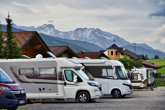 Onbezorgd op reis met een tweedehands camper