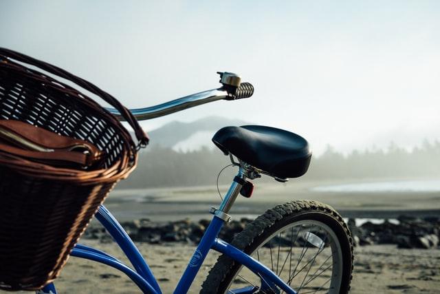 Voorbereidingen fietsvakantie